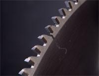 Производим заточку и ремонт дисковых пил с твердосплавными зубьями и ножами диаметром от 250 до 1250 мм
